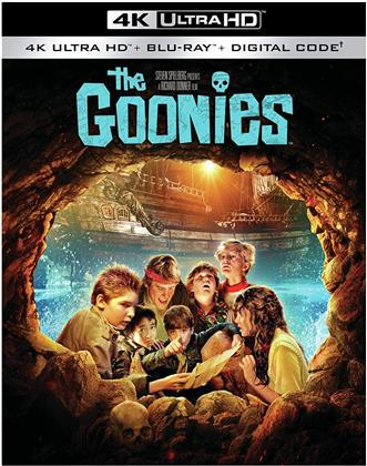 The Goonies (1985) (4K Ultra HD + Blu-ray)