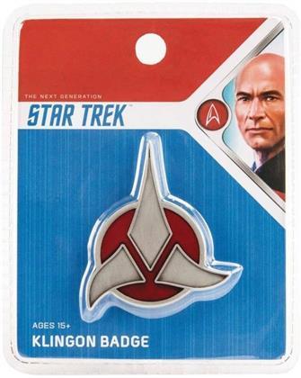 Star Trek - Klingon Emblem Badge