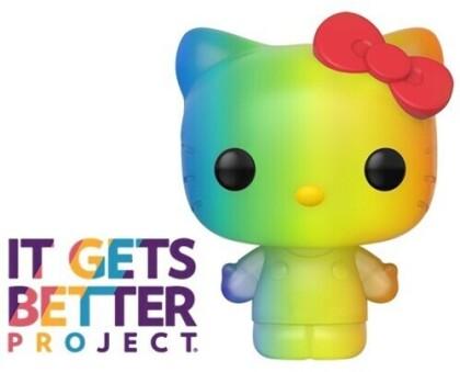 Funko Pop! Animation: - Pride 2020 - Hello Kitty (Rainbow)