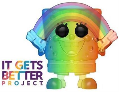 Funko Pop! Animation: - Pride 2020 - Spongebob (Rainbow)