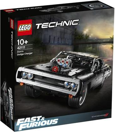 Dom's Dodge Charger - Fast & Furious, Lego