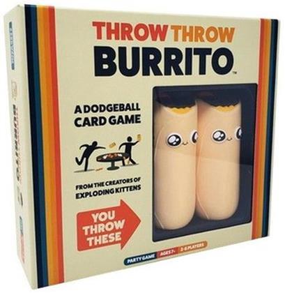 Throw Throw Burrito (De)