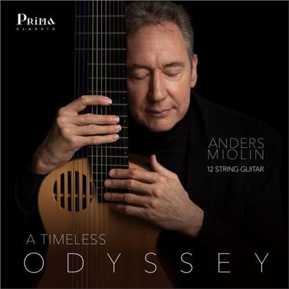 Anders Miolin - A Timeless Odyssey