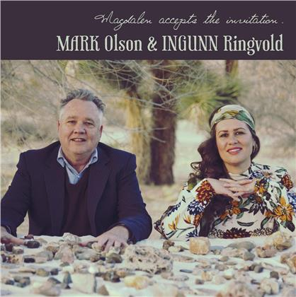 Mark Olson (Ex-Jayhawks) & Ingunn Ringvold - Magdalen Accepts The Invitation (LP)