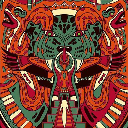 Junglelyd - --- (LP)