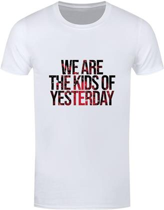 We Are The Kids of Yesterday - Men's T-Shirt