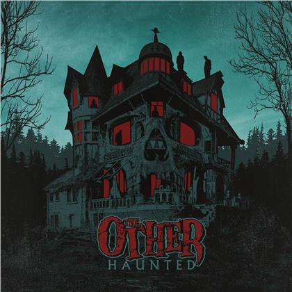 The Other - Haunted (Gatefold, Limited Edition, Clear Red/Turquoise Splatter Vinyl, LP)
