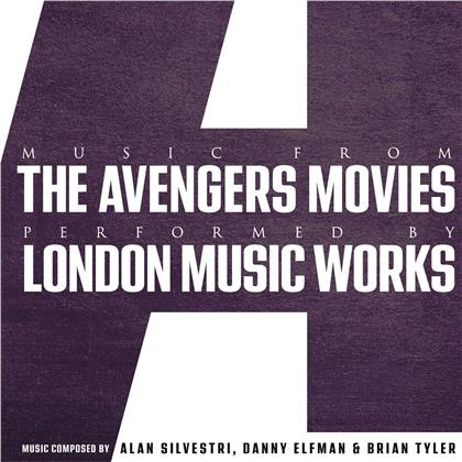 London Music Works - Music From The Avengers Movies - OST (LP)