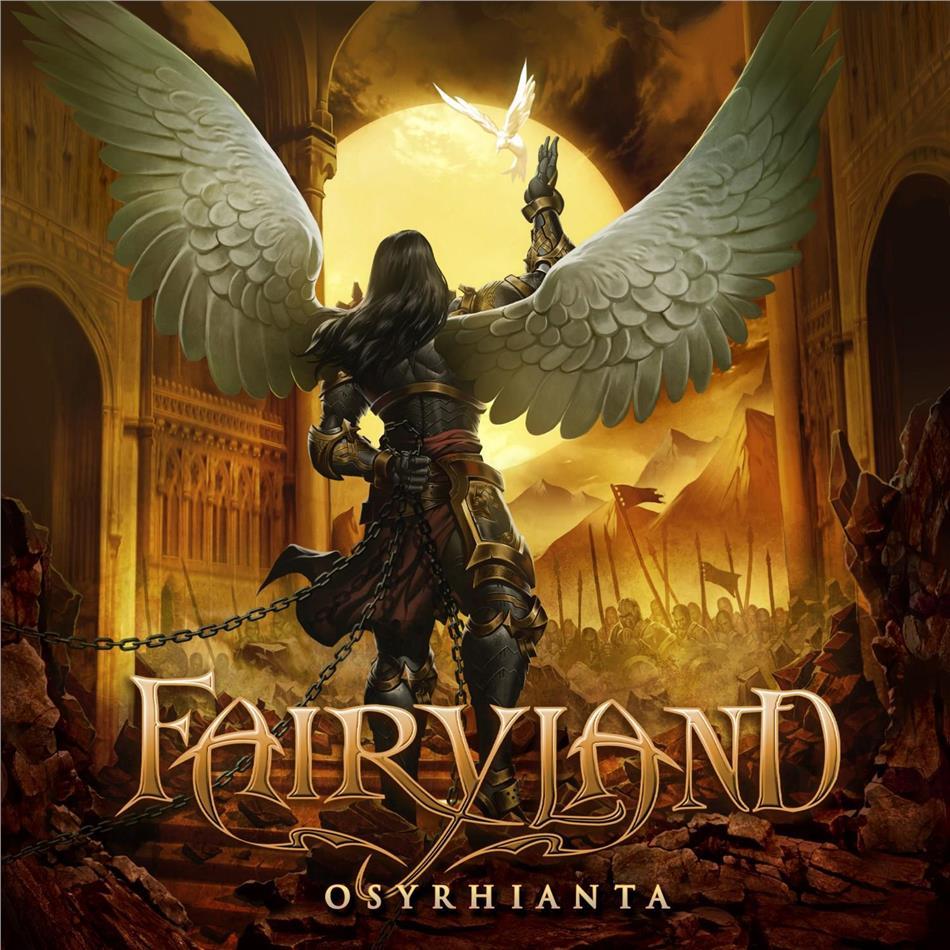 Fairyland - Osyrhianta (Digipack, 2016 Digipack Edition)