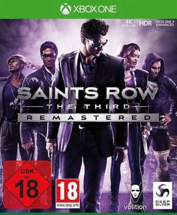 Saints Row: The Third - The Full Package Remastered