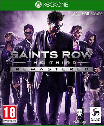 Saints Row : The Third - The Full Package Remastered