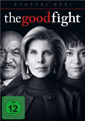The Good Fight - Staffel 3 (3 DVDs)