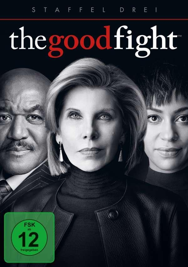 The Good Fight - Staffel 3 (3 DVDs)