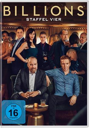 Billions - Staffel 4 (4 DVDs)