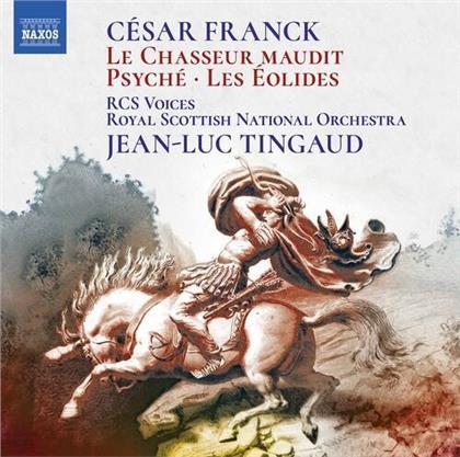 Royal Conservatoire Of Scotland Voices, César Franck (1822-1890), Jean-Luc Tingaud & RCS Voices - Chasseur Maudit
