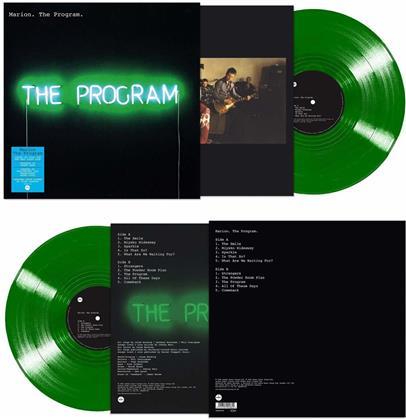Marion - Program (2020 Reissue, Green Vinyl, LP)