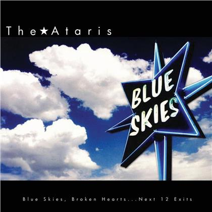 the Ataris - Blue Skies Broken Hearts Next 12 Exits (2020 Reissue, Limited Edition, White Vinyl, LP)