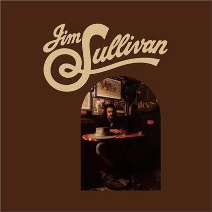Jim Sullivan - --- (2020 Reissue, Light In The Attic, Blue Vinyl, LP)