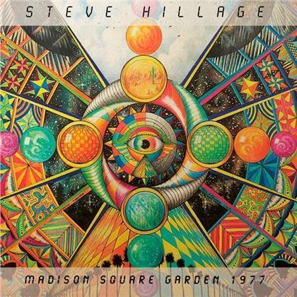 Steve Hillage - Madison Square Garden 1977 (Limited Edition, Orange Vinyl, LP)