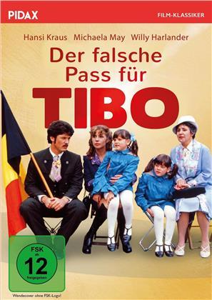 Der falsche Pass für Tibo (1980) (Pidax Film-Klassiker)
