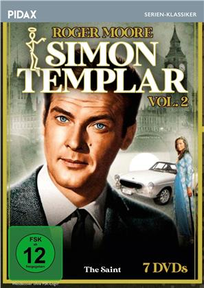 Simon Templar - Vol. 2 (Pidax Serien-Klassiker, s/w, 7 DVDs)