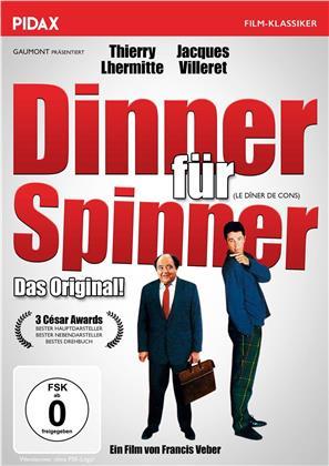 Dinner für Spinner (1998) (Pidax Film-Klassiker)