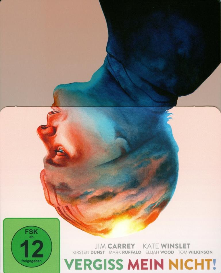 Vergiss mein nicht! - Eternal Sunshine of the Spotless Mind (2004) (Limited Edition, Steelbook)