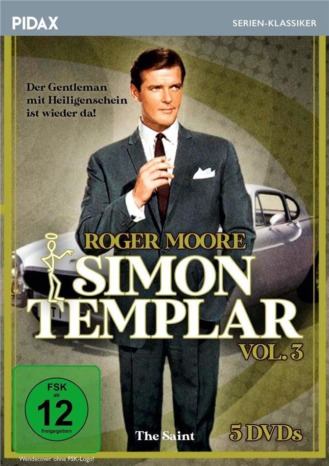 Simon Templar - Vol. 3 (Pidax Serien-Klassiker, s/w, 5 DVDs)