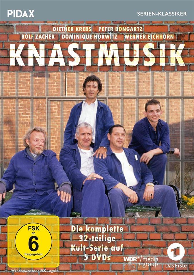 Knastmusik - Die komplette 32-teilige Kult-Serie (Pidax Serien-Klassiker, 5 DVDs)