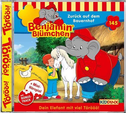 Benjamin Bluemchen - 145 zurück a.d. Bauernhof