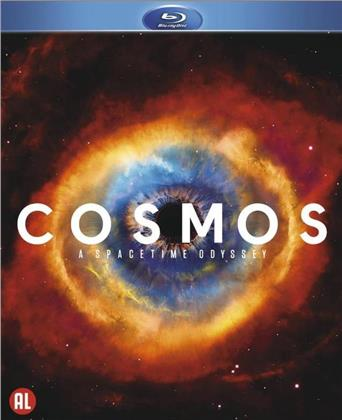 Cosmos: A Spacetime Odyssey (4 Blu-rays)