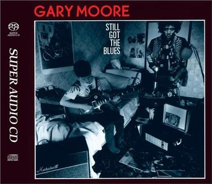 Gary Moore - Still Got The Blues (2020 Reissue, Japan Edition, Hybrid SACD)