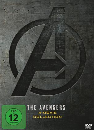 The Avengers 1-4 - 4-Movie Collection (4 DVDs)