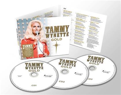 Tammy Wynette - Gold (3 CDs)