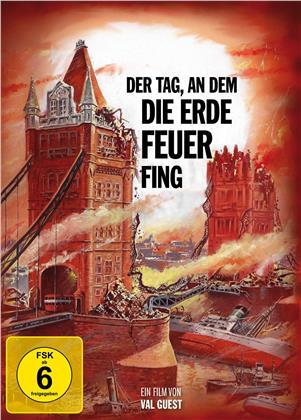 Der Tag, an dem die Erde Feuer fing (1961) (Mediabook, Special Edition, Blu-ray + DVD)