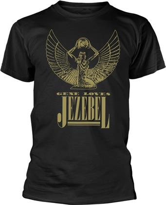 Gene Loves Jezebel - Logo