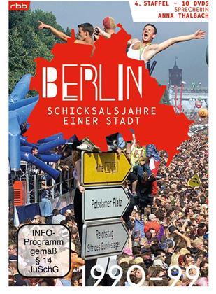 Berlin - Schicksalsjahre einer Stadt - Staffel 4 (10 DVDs)