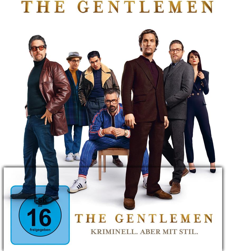 The Gentlemen (2019) (Limited Edition, Steelbook)