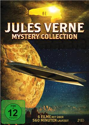 Jules Verne Mystery Collection - 6 Filme (2 DVDs)