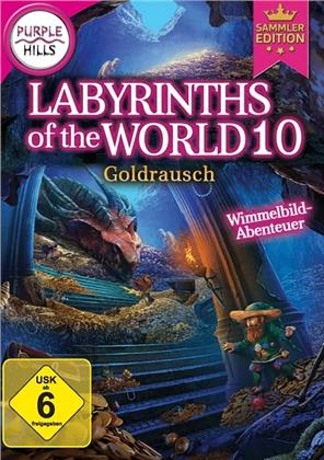 Labyrinths of the World 10: Goldrausch