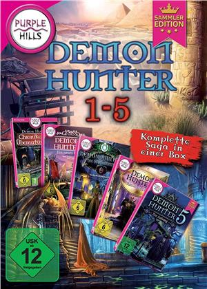 Demon Hunter 1-5 (Sammler Edition)