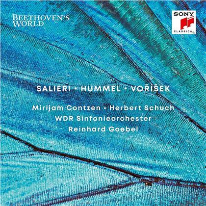 Reinhard Goebel, Antonio Salieri (1750-1825), Johann Nepomuk Hummel (1778-1837) & Jan Vaclav Vorisek - Beethoven's World: Salieri, Hummel, Vorisek