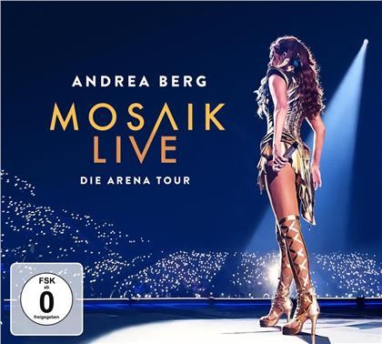 Andrea Berg - Mosaik Live - Die Arena Tour (2 CDs + DVD)