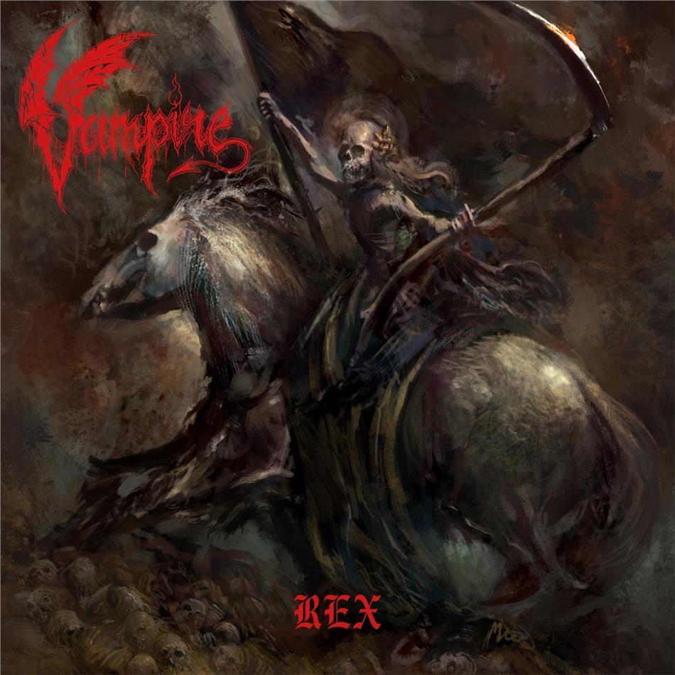 Vampire - REX (LP)