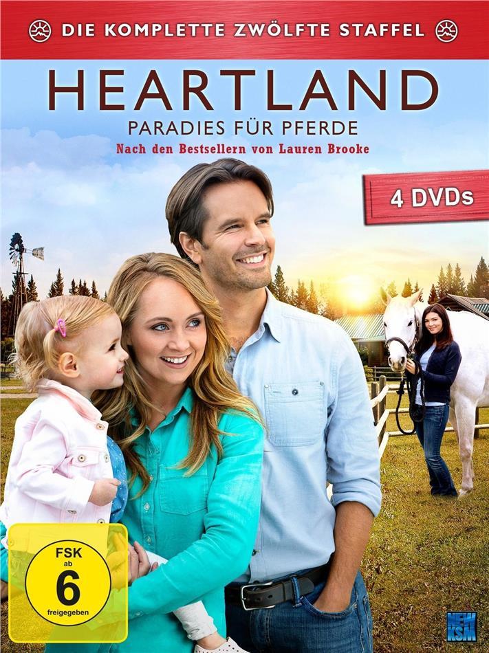 Heartland - Paradies für Pferde - Staffel 12 (3 DVDs)