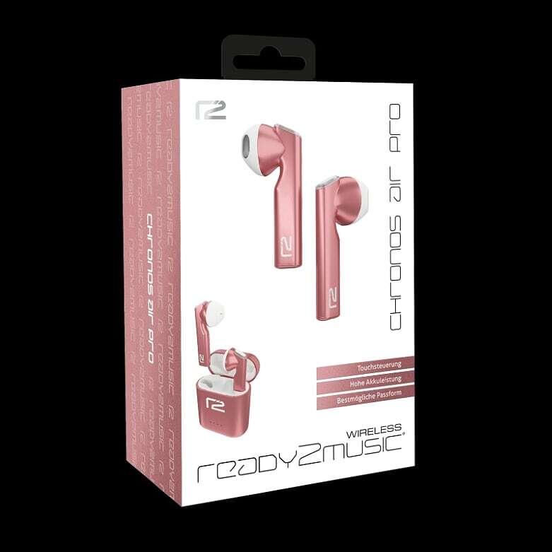 ready2music Chronos Air Pro - rosé