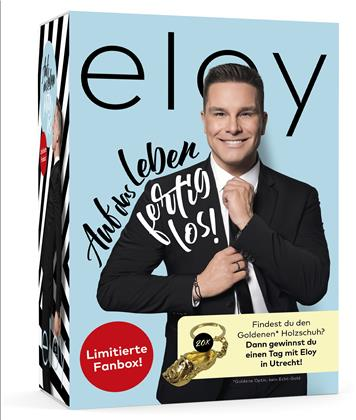 Eloy de Jong (ex. Caught In The Act) - Auf das Leben, fertig, los! (Limitierte Fanbox)