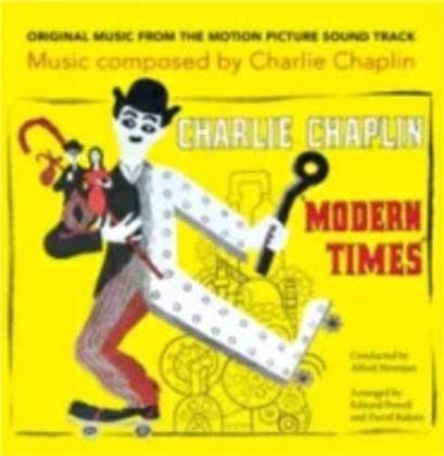 Charlie Chaplin & Alfred Newman - Modern Times - OST (2020 Reissue, LP)