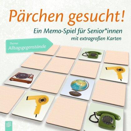 """Pärchen gesucht! Thema - """"Alltagsgegenstände"""" (Spiel)"""