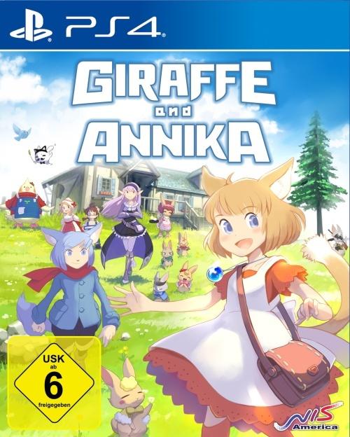 Giraffe and Annika (Limited Edition)